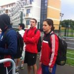 Kazan pred startem 2