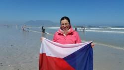 Abhejali po doplavani v Kapskem Meste